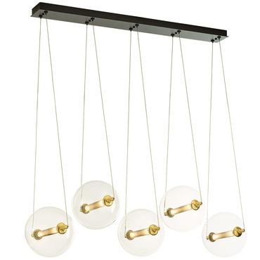 Multi light pendants by hubbardton forge aloadofball Images