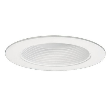 494WB06 6 Inch LED Baffle Trim