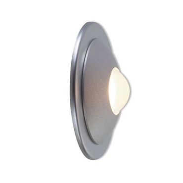 Ledra Orbi LED Recessed Wall with J Box by Bruck | 135235-1MC