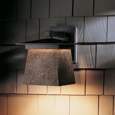 Lightfall Outdoor Wall Sconce