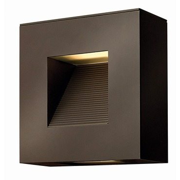 Luna Square Outdoor Wall Sconce by Hinkley Lighting | 1647bz