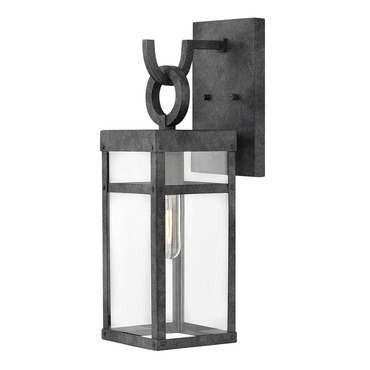 Porter Outdoor Hanging Wall Light