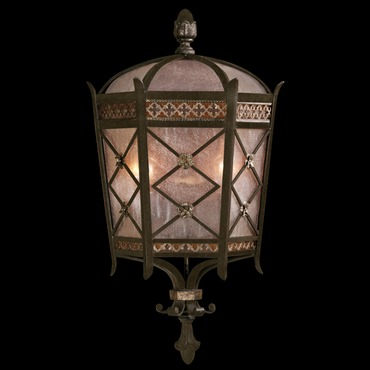 Chateau Outdoor Coupe Wall Light
