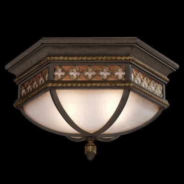 Chateau Outdoor Ceiling Light Fixture