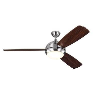 Monte carlo ceiling fans discus trio max indoor outdoor ceiling fan with light aloadofball Choice Image