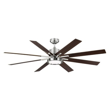 Empire Ceiling Fan With Light By Monte Carlo 8eer60bsd