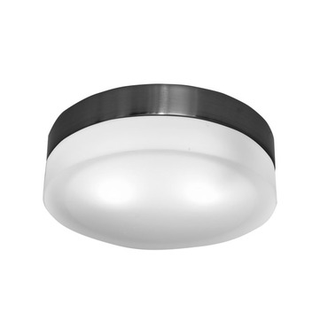 Mint Round Ceiling Light by PureEdge Lighting | MINT-6-C-RD-FR-SN