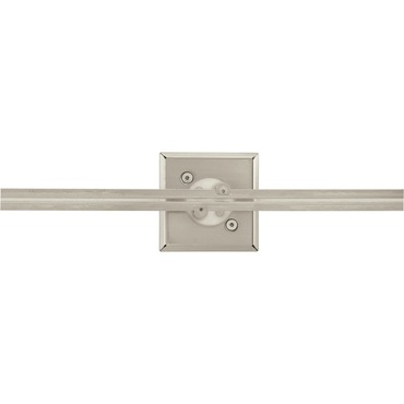Monorail Wall 2 Inch Square Canopy by Edge Lighting | mwp-2sq-sn