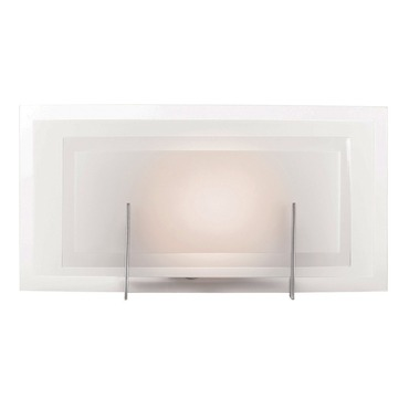 Nitrous Bathroom Vanity Light by Access | 62216-BS/FST