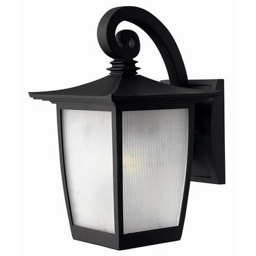 Pearl Exterior Wall Light by Hinkley Lighting   1360BK-DS