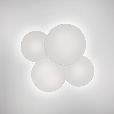 Puck Multi Light Wall / Ceiling Mount by Vibia | 5440-03-CFE