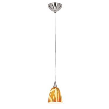 Safari Mini Pendant by Access | FM-23205-AMZ-BS