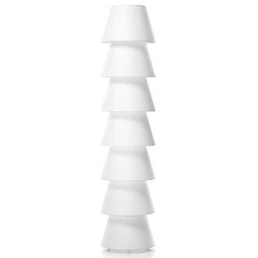 Set Up Shades 7 Floor Lamp by Moooi   ULMOLS7-----W