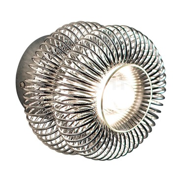 Spring Wall / Ceiling Light by Morosini - Medialight | 0450PP04CTAL