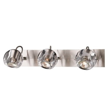 Spy 3 Light Wall Sconce