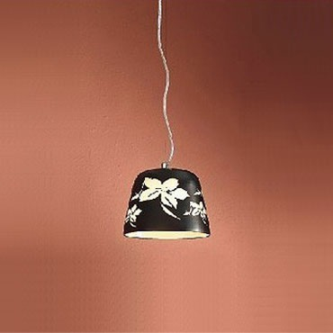 Summer Suspension by Lightology Collection | SUMMER-7-S-BK-WH-SN