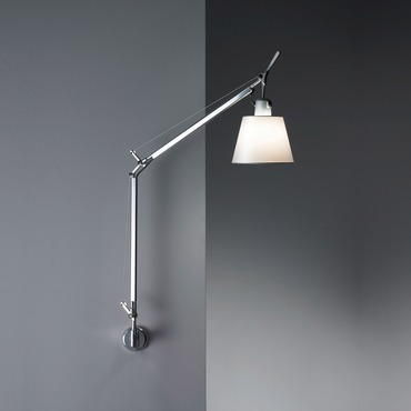 Tolomeo Shade Wall Mount with J Bracket