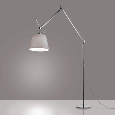 Floor lamps contemporary floor lamps modern floor lamps tolomeo mega floor lamp aloadofball Image collections