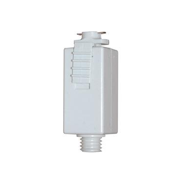 Trac 12 TLQJA Quick Jack Adapter by Juno Lighting | TLQJAWH