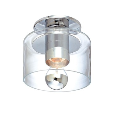 Transparent Wall / Ceiling Mount by SONNEMAN - A Way of Light | 4800.01