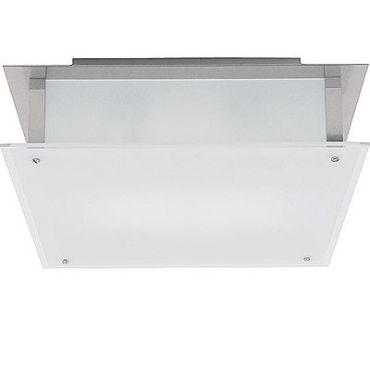 Vision Square Wall or Ceiling Mount  by Access | 50029-BS/FST