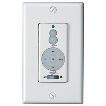 WCS212 Wall Mounted 3 Speed Fan Control