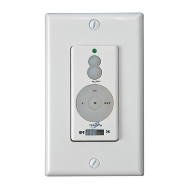 WCS213 Wall Mounted 3 Speed Fan Control