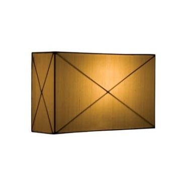 X Wall Sconce by Stonegate Designs | LS10478-614-BUTTERCUP