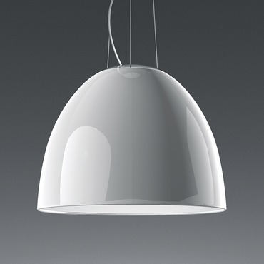 Nur Gloss Suspension Light by Artemide | A242108