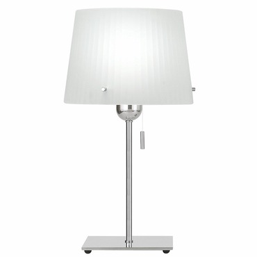 Jupe Classic Table Lamp with Dimmer