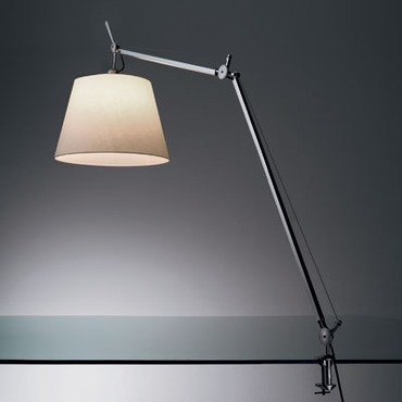 Tolomeo Mega Task Lamp with Clamp