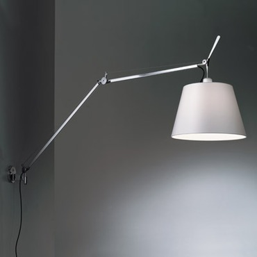 Tolomeo Mega Wall Light with Diffuser by Artemide | TLM1101