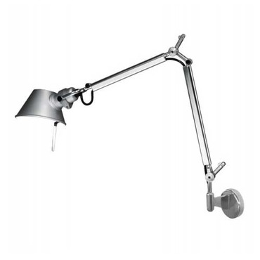 Tolomeo Micro Wall Light with J Bracket by Artemide | TOL1142