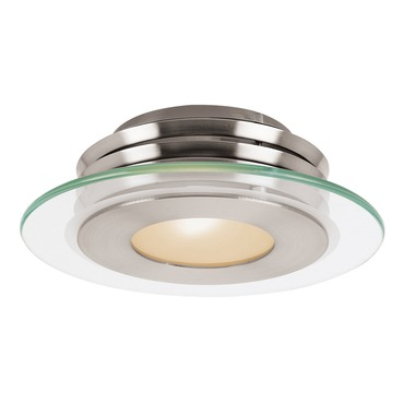 Helius Flush Mount by Access | 50480-BS/CFR