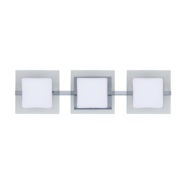 Alex 3 Light Bath Bar by Besa Lighting | 3WS-773539-SN