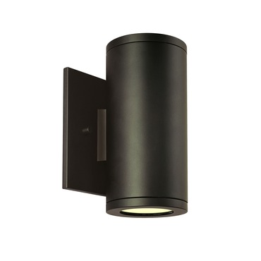 Silo Double Exterior Wall Sconce