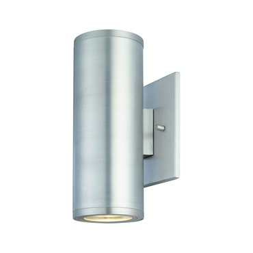 Silo Single CFL Exterior Wall Sconce
