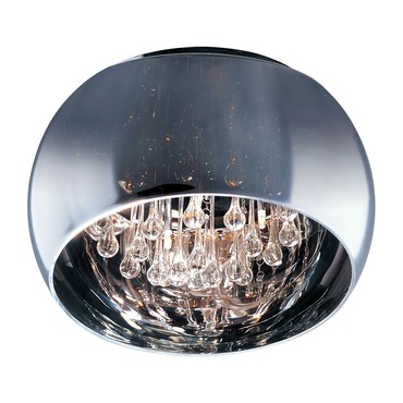 Sense 6 Light Ceiling Flush Mount