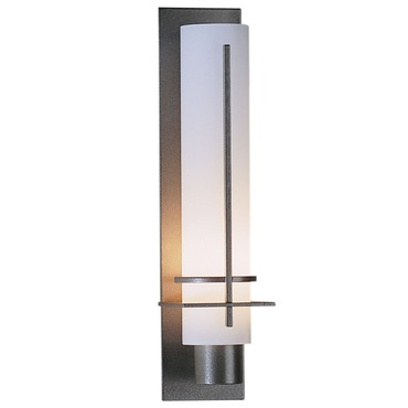 After Hours Wall Light by Hubbardton Forge | 207858-08-G173