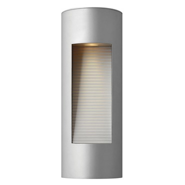 Luna Rectangular Exterior Wall Sconce