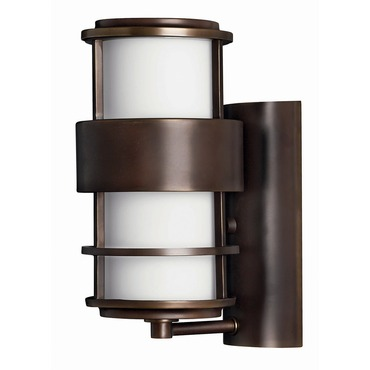 Saturn Energy Star Exterior Wall Sconce