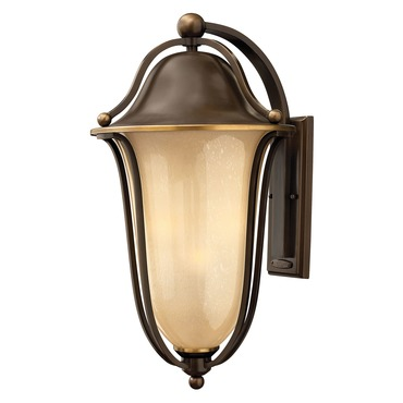 Bolla Exterior Wall Sconce