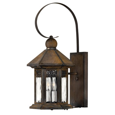Westwinds Exterior Wall Sconce by Hinkley Lighting | 2990SN