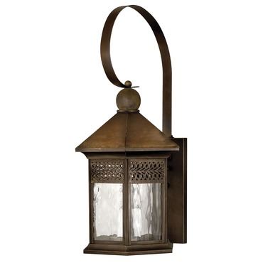 Westwinds Exterior Wall Sconce by Hinkley Lighting | 2996SN