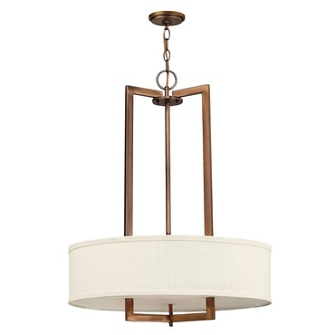 Hampton Chandelier by Hinkley Lighting | 3204BR