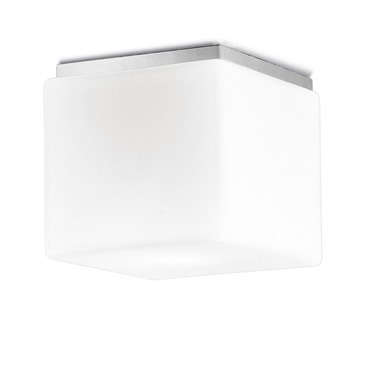 Cubi Wall / Ceiling Mount  by Leucos | 0304204373659
