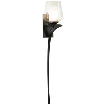Antasia Left Wall Light by Hubbardton Forge | 204712L-03-ZU291