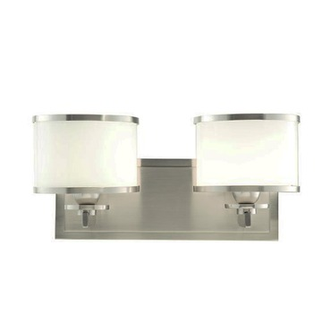Basking Ridge Bath Bar 2-Light