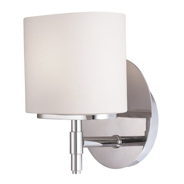 Trinity Bathroom Vanity Light by Hudson Valley Lighting | 8901-PC