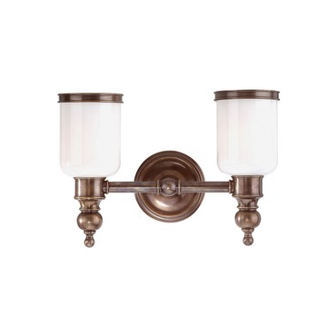 Chatham Bath Bar by Hudson Valley Lighting | 6302-DB